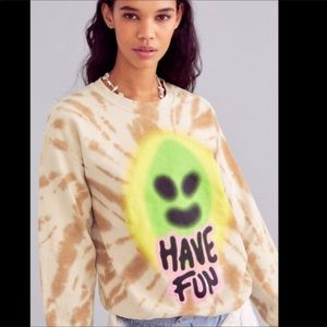 🆕 With Tag. Urban Outfitters Graphic Sweatshirt